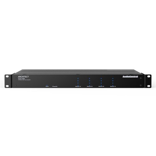 View Larger Image of Architect P800 8-Channel Multi-Zone High-Power Amplifier (Espresso Black)