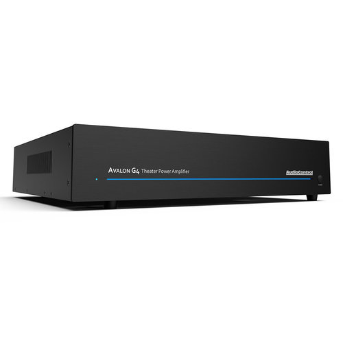 View Larger Image of Avalon G4 4-Channel Home Theater Amplifier