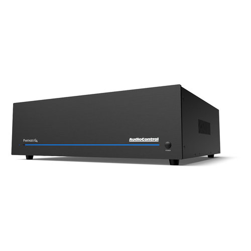 View Larger Image of Pantages G4 5-Channel Home Theater Amplifier