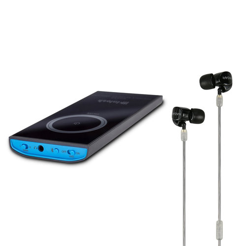 View Larger Image of M-Ear 2D In-Ear Monitor Kit with McIntosh MHA50 Portable DAC Amplifier