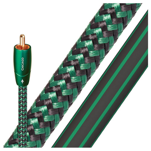 View Larger Image of Chicago RCA Male to RCA Male Cable - 9.84 ft. (3m) - 2-Pack