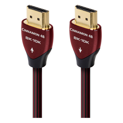 View Larger Image of Cinnamon 48 8K-10K 48Gbps PVC HDMI Cable - 9.84 ft. (3m)
