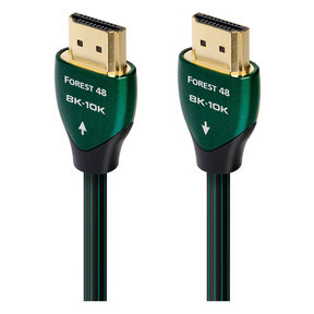 Forest 48 8K-10K 48Gbps HDMI Cable - 2.46 ft. (.75m)