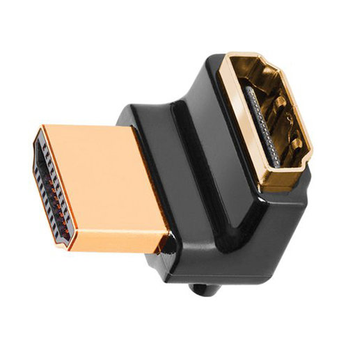 View Larger Image of HDMI 90 Degree Right Angle Wide Adapter