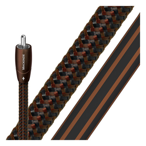 View Larger Image of Mackenzie Male RCA to Male RCA Cables - 3.28 ft. (1m)