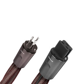 NRG Hurricane High-Current 20-Amp AC Power Cable - 2 Meters