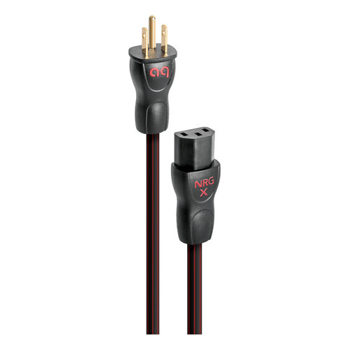 View Larger Image of NRG-X3 Power Cable for Amplifiers and Power Conditioners - 6.56 ft (2m)
