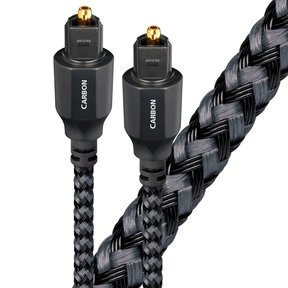 Optilink Carbon Full Size to Full Size Digital Audio Cable (3.0 M)