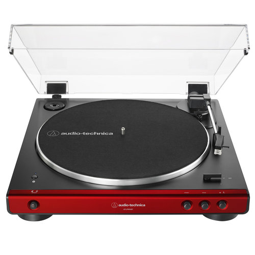 View Larger Image of AT-LP60XBT Fully Automatic Belt-Drive Stereo Turntable with Bluetooth