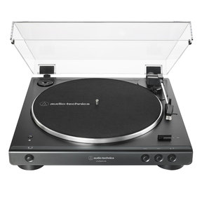 AT-LP60XBT Fully Automatic Wireless Belt-Drive Turntable with Bluetooth