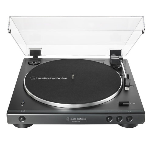 View Larger Image of AT-LP60XBT Fully Automatic Wireless Belt-Drive Turntable with Bluetooth