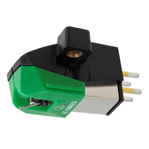 View Larger Image of AT-VM95E Dual Moving Magnet Cartridge