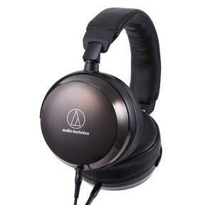 ATH-AP2000Ti Hi-Res Over-Ear Headphones (Black)
