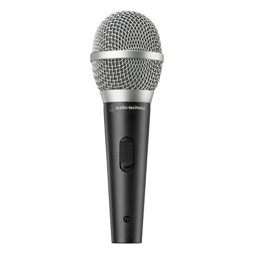 View Larger Image of ATR1500x Unidirectional Handheld Dynamic Microphone with 5m detachable XLRF-XLRM Cable