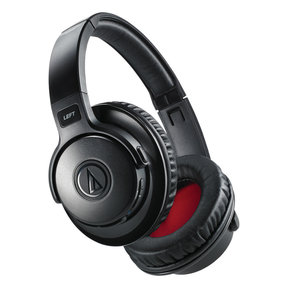 SonicFuel CB Headphones Black