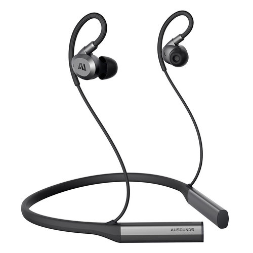 View Larger Image of AU-Flex ANC Wireless Neckband Earbuds