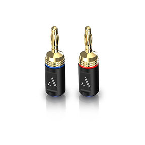 V Series Banana Adapters (2 Pair)