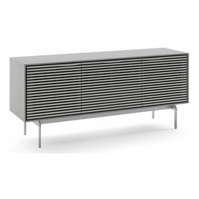 Align 7477 3-Door Cabinet with Console Base
