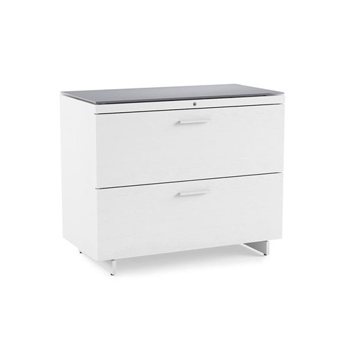 View Larger Image of CENTRO 6416 Lateral File Cabinet (White)