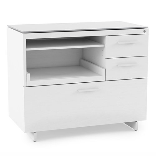 View Larger Image of CENTRO 6417 Multifunction Cabinet (White)