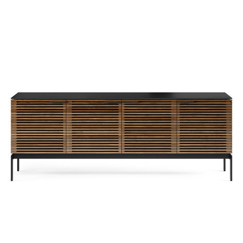 View Larger Image of Corridor SV 7129 Storage Console (Walnut)