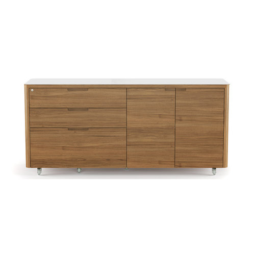 View Larger Image of Kronos 6729 Mobile Credenza
