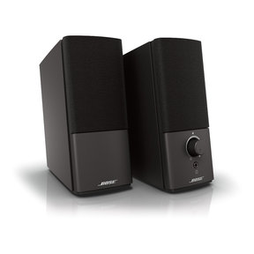 Companion 2 Series III Multimedia Speaker System (Black)