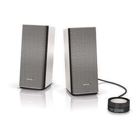 Companion 20 Multimedia Speaker System (Silver)