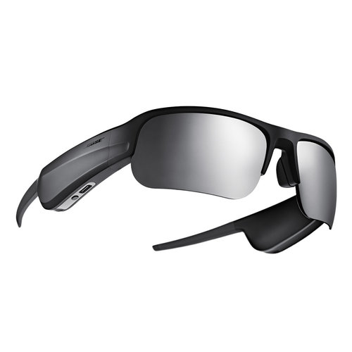 View Larger Image of Tempo Sports Bluetooth Audio Sunglass Frames with Polarized Lenses (Black)