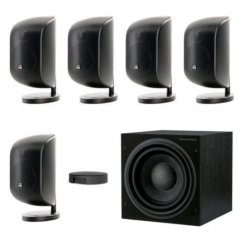 View Larger Image of 5.1 Channel Home Theater Speaker Package