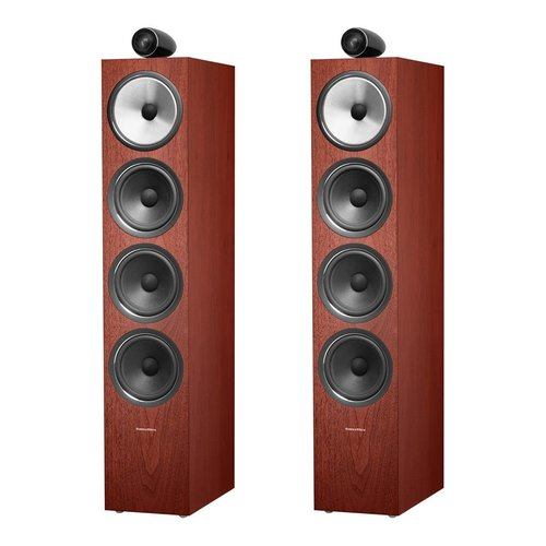 View Larger Image of 702 S2 Floordstanding Speakers - Pair (Rosenut)