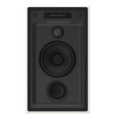 View Larger Image of Bowers & Wilkins CWM7.5S2 In Wall Speaker - Each