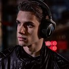 View Larger Image of PX7 Wireless Noise Cancelling Over-Ear Headphones