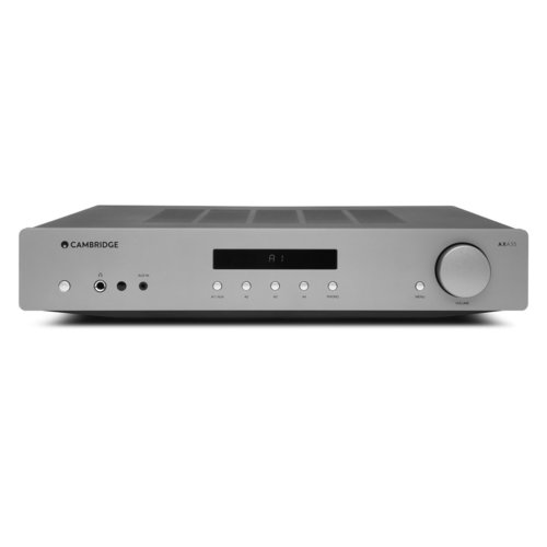 View Larger Image of AXA35 Integrated Amplifier with Built In Phono Stage (Silver)