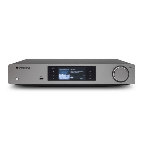 View Larger Image of CXN (V2) Network Audio Player (Gray)