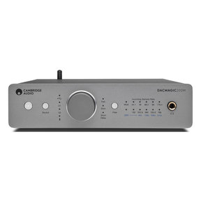 DacMagic 200M Digital-to-Audio Converter and Preamplifier with Bluetooth aptX (Lunar Grey)