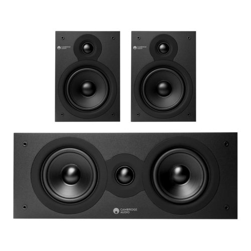 View Larger Image of SX 3.0 Home Theater Speaker Bundle (Black)