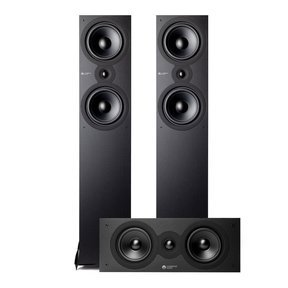 SX 3.0 Home Theater Speaker Package (Black)