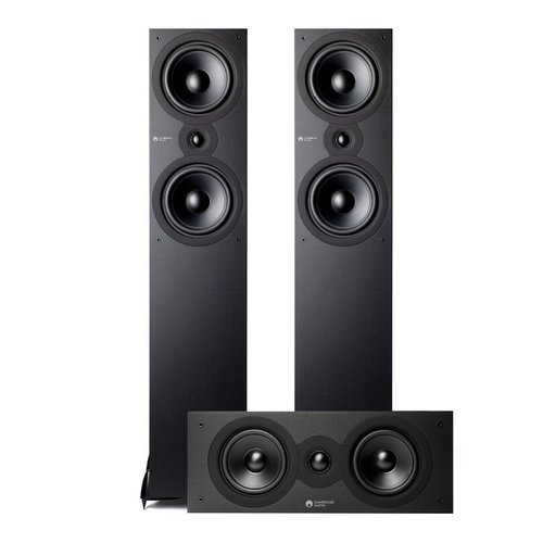 View Larger Image of SX 3.0 Home Theater Speaker Package (Black)