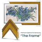 """View Larger Image of Customizable Frame for Samsung The Frame 2021 32"""" TV"""