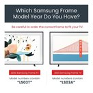 """View Larger Image of Customizable Frame for Samsung The Frame 2021 55"""" TV"""