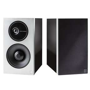 Demand Series D11 High-Performance Bookshelf Speakers - Pair (Black)