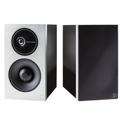 View Larger Image of Demand Series D11 High-Performance Bookshelf Speakers - Pair (Black)