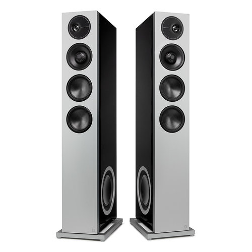 """View Larger Image of Demand Series D15 High-Performance Floorstanding Speakers with Dual 8"""" Passive Bass Radiators - Pair"""