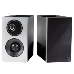Demand Series D7 High-Performance Bookshelf Speakers - Pair (Black)