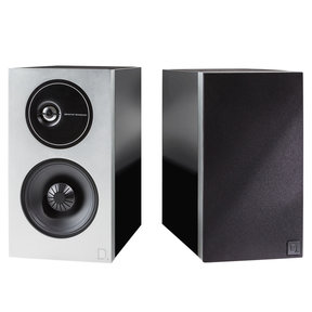 Demand Series D9 High-Performance Bookshelf Speakers - Pair (Black)