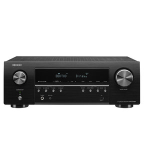 AVR-S540BT 5.2 Channel 4K Ultra HD AV Receiver with Bluetooth (Factory Certified Refurbished)