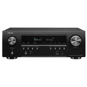 AVR-S750H 7.2 Channel 4K AV Receiver with Voice Control Compatibility (Factory Certified Refurbished)