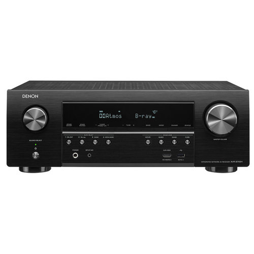 View Larger Image of AVR-S750H 7.2 Channel 4K AV Receiver with Voice Control Compatibility (Factory Certified Refurbished)