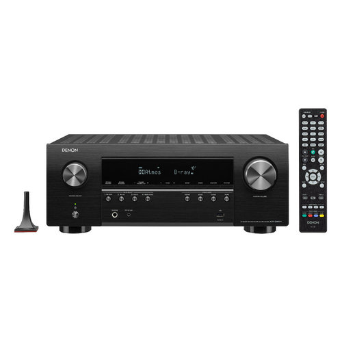 View Larger Image of AVR-S960H 7.2-Channel 4K AV Receiver with 3D Audio and Amazon Alexa Voice Control